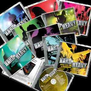 Hard & Heavy 17 CD Set - Brand New Set Featuring The Best Rock Music Ever!