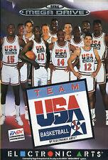 ## Sega Mega Drive - Team USA Basketball / Md Juego ##