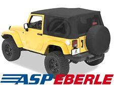 Ersatz Softtop schwarz Verdeck Bestop 2-Türer Jeep Wrangler JK 07-09