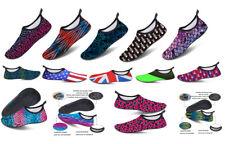 Unisex Womens Mens Beach Shoes, Water Shoes Aqua Socks Diving Wet Swimming Shoes