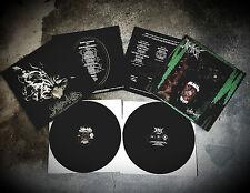 HOWLS OF EBB / KHTHONIIK CERVIIKS - With Gangrene Edges / Voiidwarp  Split LP