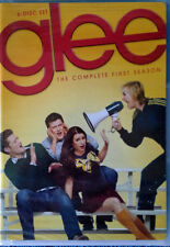 GLEE - COMPLETE FIRST SEASON - JANE LYNCH - (6) DVD SET - STILL SEALED