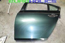 OEM BMW E60 525i 545i 550i 04-10 Left Driver REAR Door Shell OXFORD GREEN