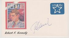 SIGNED ROBERT F. KENNEDY, JR. FDC AUTOGRAPHED FIRST DAY COVER