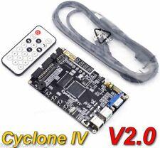 New  Altera Cyclone IV FPGA EP4CE6E22C8N Development Board USB V2.0 CPLD