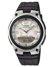 Casio AW80-7A2 Mens 30-Page Data Bank Analog Digital Watch 10 Year Battery 50M