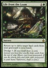 MTG 1x LIFE FROM THE LOAM - Ravnica *Top Rare FOIL SL*