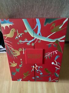 Fortnum and Mason beauty advent calendar 2019 empty unboxed
