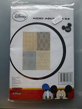 Disney`s Mickey Mouse & Friends A5 Paper Pad BNIP