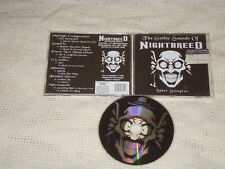 The Gothic Sounds of Nightbreed label sampler CD