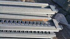 Gerüst Typ Layher 117 qm mit Durchstieg Fassadengerüst Stahlböden 2,57 m NEU