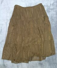 Judith Hart Collection Womens Sheer Prairie Skirt 16