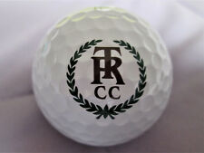 Toms River Country Club - Toms River, Nj - Logo Golf Ball
