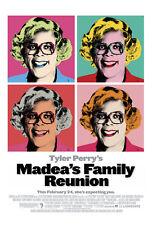 MADEA'S FAMILY REUNION (2006) ORIGINAL MOVIE POSTER  -  ROLLED