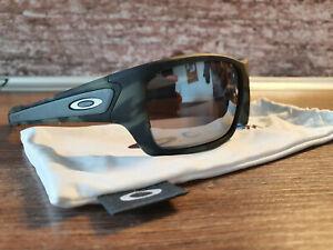OAKLEY Turbine Custom Sonnenbrille Sunglasses Camo 2 Paar Gläser Neuwertig