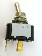Eaton 7501k15 Toggle Switch Spst 2 Position On Off 10a250v 15a125v 34 Hp