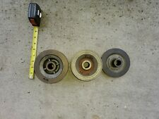 New ListingLot of 3 vintage Paxton supercharger Pulleys