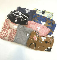 Motherhood Maternity & Isabella Oliver Tops Dresses Lot Of 9 - Small & Medium