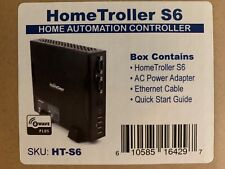 HomeSeer S6 Home Automation Controller with $1 zwave interface offer