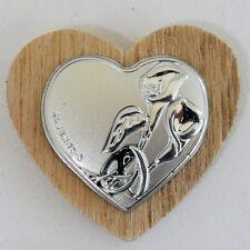 Bomboniere Calamite cuore per nozze sposi matrimonio anniversario made in italy