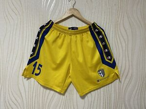 PARMA FOOTBALL SOCCER SHORTS CHAMPION sz XL