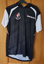 AFC Bournemouth Carbrini Black Hooded Sports Training Top - Mens S Small 36