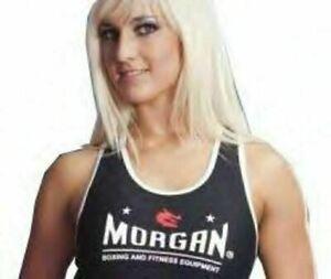 MORGAN Girls Outdoor team sports Trainning Singlet Crop Top
