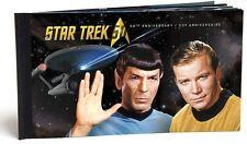Star Trek : The Original Series Stamp Booklet - Post Canada Stamps