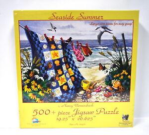 Seaside Summer Jigsaw Puzzle 500 Piece