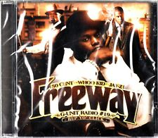 FREEWAY-G-Unit Radio 19-Rep Yo Click CD (NEW) Hip-Hop (50 Cent/Eminem/Jay-Z)