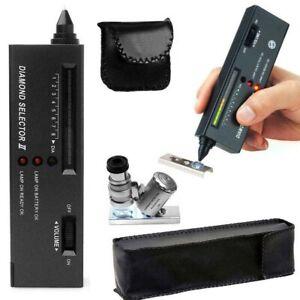 Tragbare Diamant Tester II V2 Selektor Edelstein Juwel Schmuck Gems Werkzeug DA