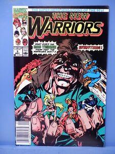 New Warriors #3   Marvel Comics CB24814