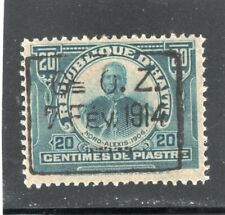 Haiti Scott # 191  - MH -  F-VF - Type 2 ovpt.