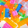 144Pcs Colourful Building   Bricks Children Educational Puzzle Toys Gift ~X