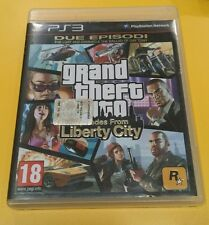Grand Theft Auto Episodes From Liberty City GIOCO PS3 VERSIONE ITALIANA