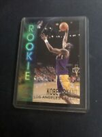 Kobe Bryant 1996-97 Topps Stadium Club R9 Rookie Card RC LA Lakers Near Mint