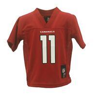 Arizona Cardinals Kids Infant Toddler Size Larry Fitzgerald Official NFL Jersey