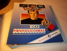 "rare Amiga computer software ""CAD PROFESSIONAL"" with all docs EXC"