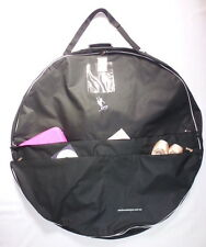 AMDance Designs New Black with White Trim Tutu Bag