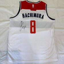 Rui Hachimura signed Washington Wizards basketball jersey JAPAN NBA *PROOF*