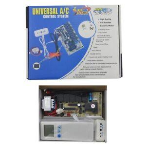 Gex QD-U03C+ Universal Air Conditioner Remote Control Board System