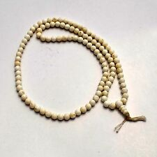 PMS23 Tibetan Buddhist 108 Beads Prayer Mala Conch shell Nepal Rosary