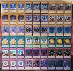 KUBISCHE/CUBIC DECK/SET/CORE-Duza,Crimson Nova,Dharma,Vijam,Welle,Geira Yu-Gi-Oh