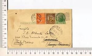 24721) USA 2.9.1938 Gestempelt PC + Frankierung Boston Coassolo