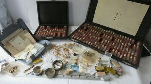 A44 Vintage Used / NOS Mixed Watch Hands, Parts Lot, Repair