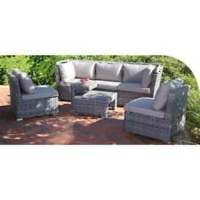 Garten-Sitzgruppen aus Aluminium