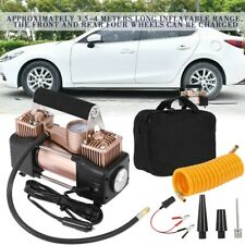 12V 150PSI Double Cylinder Air Pump Compressor Heavy Duty Car Auto。Tire Inflator