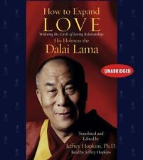 How to Expand Love: Widening the Circle of Loving Relationships Dalai Lama - NEW