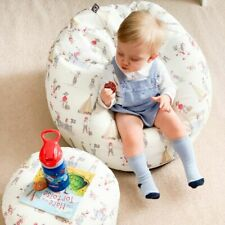 Pirate Games Small Kids Beanbag - Ready Filled, Washable, Personalise With Name