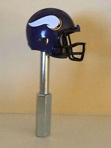 Minnesota Vikings Mini Helmet NFL Beer Tap Handle Football Kegerator Super Bowl